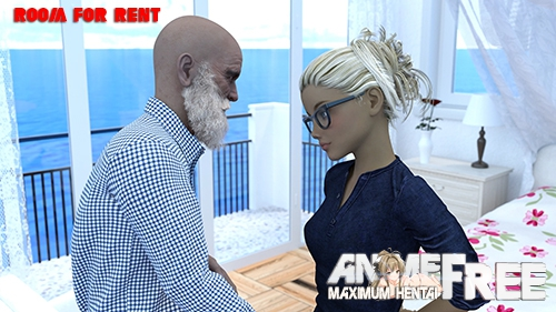 Room For Rent [2019] [Uncen] [ADV, 3DCG] [Android Compatible] [ENG,RUS] H-Game