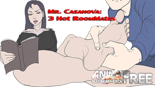 Mr. Casanova: 3 Hot RoomMates [2019] [Uncen] [ADV, Animation] [Android Compatible] [ENG] H-Game