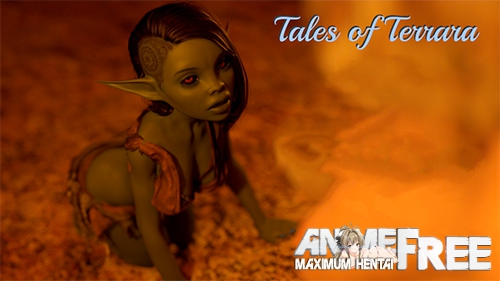 Истории о Терраре / Tales of Terrara [2020] [Uncen] [ADV, 3DCG] [Android Compatible] [ENG,RUS] H-Game