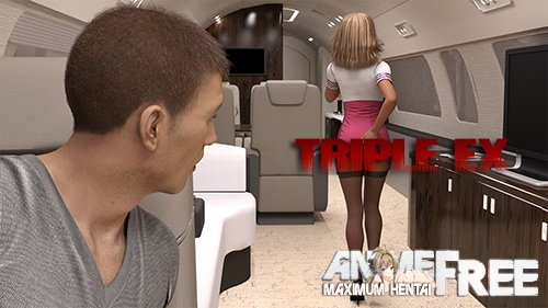 Triple Ex [2020] [Uncen] [ADV, 3DCG, Animation] [Android Compatible] [ENG] H-Game