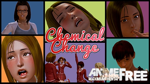Chemical Change [2020] [Uncen] [ADV, 3DCG, Animation] [Android Compatible] [ENG,RUS] H-Game