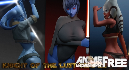Knight of the Lust Temple [2020] [Uncen] [ADV, 3DCG] [Android Compatible] [ENG] H-Game