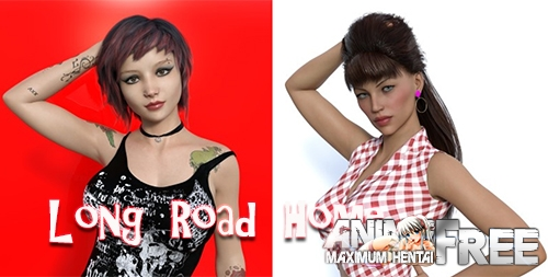 Long Road Home [2020] [Uncen] [ADV, 3DCG] [Android Compatible] [ENG] H-Game