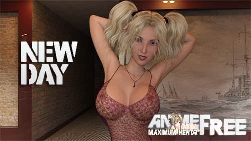 New Day [2020] [Uncen] [ADV, 3DCG] [Android Compatible] [ENG] H-Game