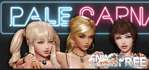 Pale Carnations [2020] [Uncen] [ADV, 3DCG] [Android Compatible] [RUS,ENG] H-Game