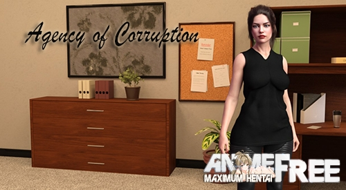 Agency of Corruption [2020] [Uncen] [ADV, 3DCG] [Android Compatible] [ENG] H-Game