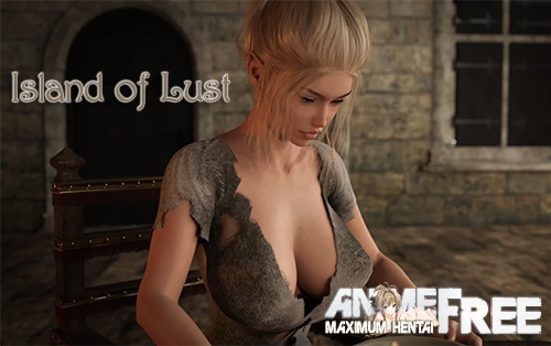 Остров Похоти / Island of Lust [2020] [Uncen] [ADV, 3DCG] [Android Compatible] [ENG,RUS] H-Game