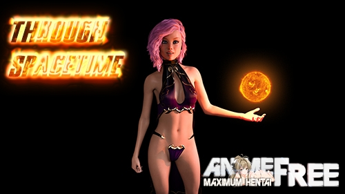 Through Spacetime [2020] [Uncen] [ADV, 3DCG] [Android Compatible] [ENG,RUS] H-Game