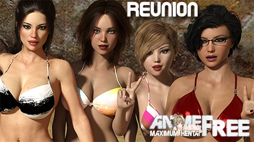Reunion [2020] [Uncen] [ADV, 3DCG, Animation] [Android Compatible] [ENG,RUS] H-Game