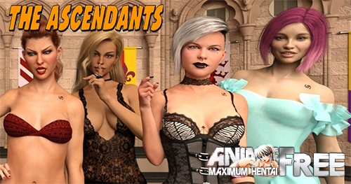 The Ascendants [2020] [Uncen] [ADV, 3DCG] [Android Compatible] [ENG] H-Game
