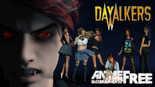 Daywalkers [2020] [Uncen] [ADV, 3DCG] [Android Compatible] [ENG] H-Game
