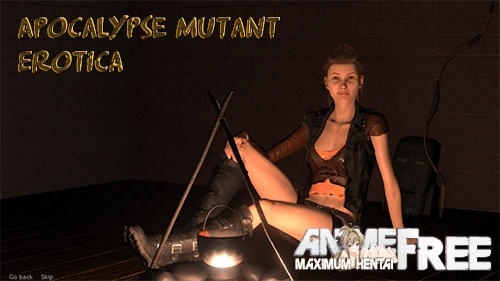 Apocalypse Mutant Erotica [2020] [Uncen] [ADV, 3DCG] [Android Compatible] [ENG] H-Game