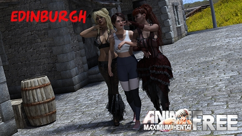 Edinburgh [2020] [Uncen] [ADV, 3DCG] [Android Compatible] [ENG] H-Game