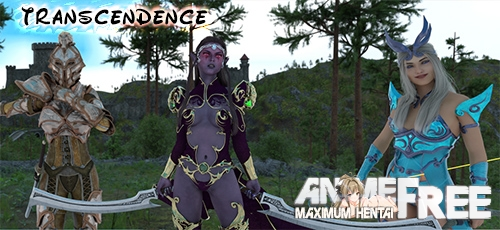 Transcendence [2020] [Uncen] [ADV, 3DCG] [Android Compatible] [ENG] H-Game