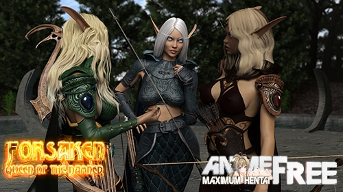Forsaken - Queen of the Damned [2020] [Uncen] [ADV, 3DCG] [Android Compatible] [ENG] H-Game