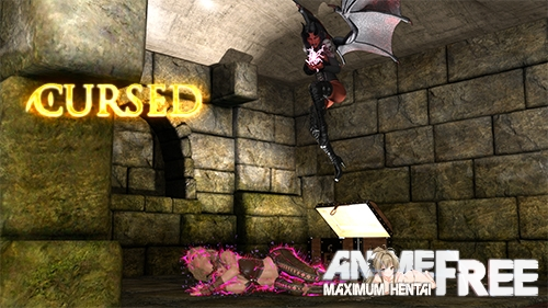 Cursed [2020] [Uncen] [ADV, 3DCG] [Android Compatible] [ENG] H-Game
