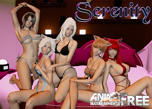 Serenity [2020] [Uncen] [ADV, 3DCG] [Android Compatible] [ENG] H-Game