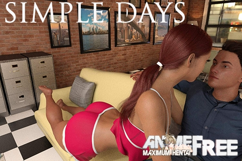 Simple Days [2020] [Uncen] [ADV, 3DCG] [Android Compatible] [ENG] H-Game