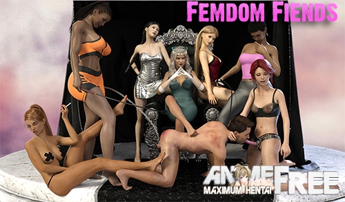 Femdom Fiends [2020] [Uncen] [ADV, 3DCG, Animation] [Android Compatible] [ENG] H-Game