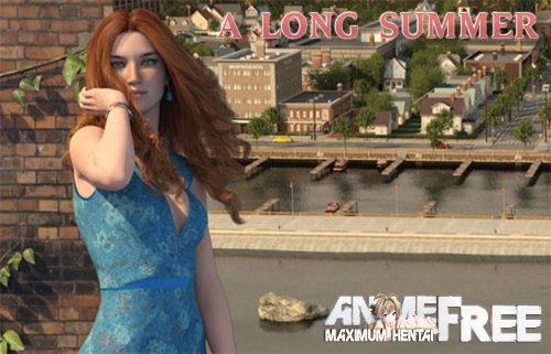 A Long Summer [2020] [Uncen] [ADV, 3DCG] [Android Compatible] [ENG] H-Game