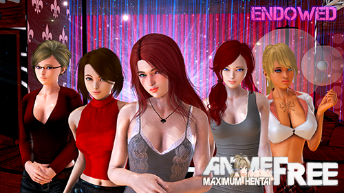 Endowed (Ep.1-2) [2020] [Uncen] [ADV, 3DCG] [Android Compatible] [ENG] H-Game