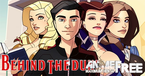 Behind The Dune [2016-2020] [Uncen] [Animation, Flash] [Android Compatible] [ENG,RUS] H-Game