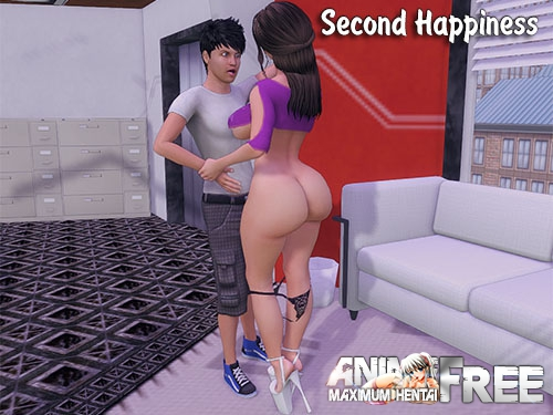 Second happiness / Второе счастье [2017] [Uncen] [ADV, 3DCG] [Android Compatible] [RUS,ENG] H-Game