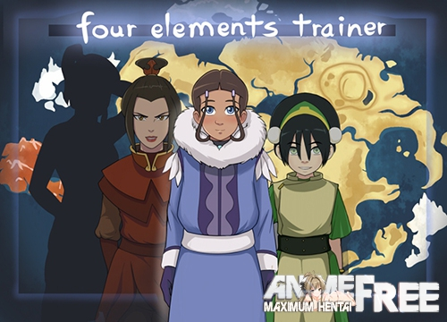 Four Elements Trainer [2017] [Uncen] [ADV] [Android Compatible] [ENG] H-Game