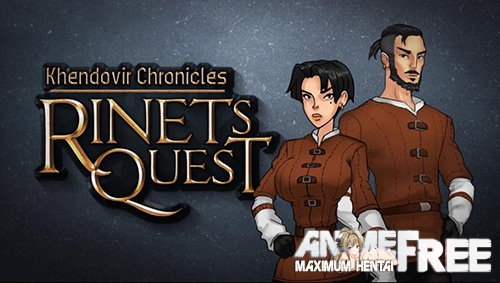 Khendovirs Chronicles - Rinets Quest [2017] [Uncen] [RPG, ADV] [Android Compatible] [ENG] H-Game