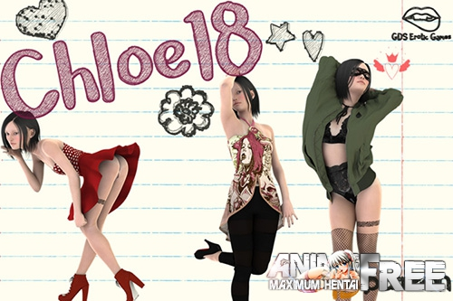 Chloe18 (Collection) [2017-2019] [Uncen] [ADV, 3DCG] [Android Compatible] [ENG] H-Game