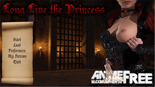 Long Live The Princess [2017-2020] [Uncen] [3DCG, ADV] [Android Compatible] [ENG,RUS] H-Game