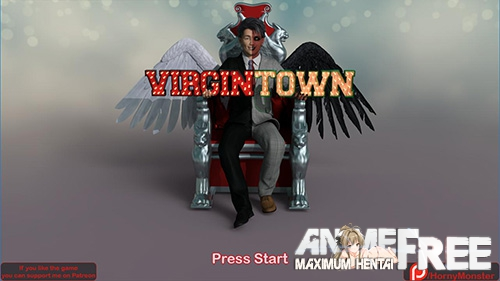 VirginTown [2017] [Uncen] [RPG, ADV, 3DCG] [Android Compatible] [ENG] H-Game