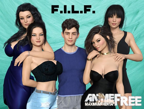 F.I.L.F. (Family i'd like to fuck) [2018] [Uncen] [RPG, ADV, 3DCG] [Android Compatible] [ENG,RUS] H-Game
