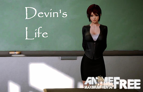 Devin's Life [2018] [Uncen] [RPG, 3DCG, ADV] [Android Compatible] [ENG,RUS] H-Game
