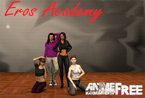 Eros Academy [2017] [Uncen] [ADV, 3DCG, Animation] [Android compatible] [ENG] H-Game
