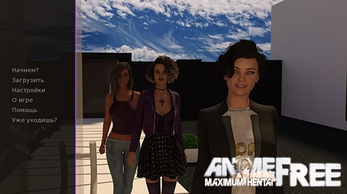 A new home [2018] [Uncen] [3DCG, ADV] [Android Compatible] [ENG,RUS] H-Game