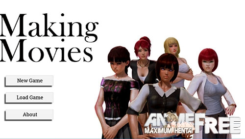 Making Movies [2018-2020] [Uncen] [ADV, 3DCG] [Android Compatible] [ENG] H-Game