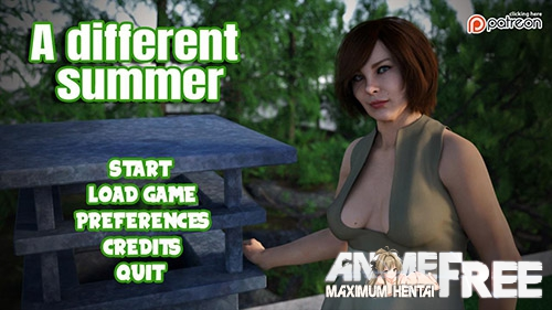 A different summer [2018] [Uncen] [ADV, 3DCG] [Android Compatible] [ENG,RUS,SPA] H-Game