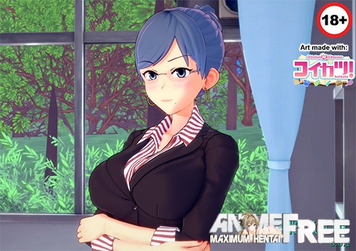 HS Tutor [2018] [Uncen] [ADV, 3DCG] [Android Compatible] [ENG,RUS] H-Game