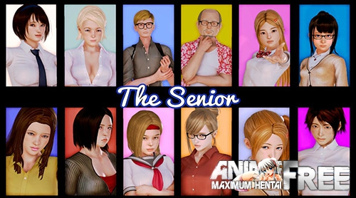 The Senior [2018] [Uncen] [ADV, 3DCG] [Android Compatible] [ENG] H-Game