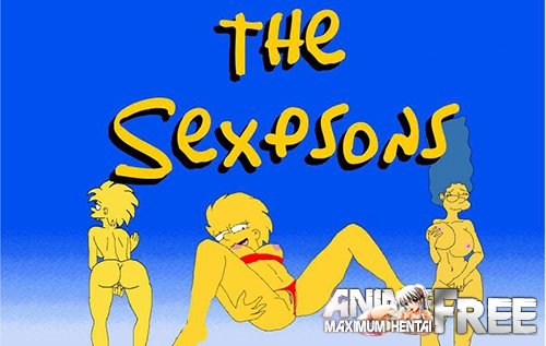The Sexpsons / Секпсоны [2018] [Uncen] [ADV] [Android Compatible] [ENG] H-Game