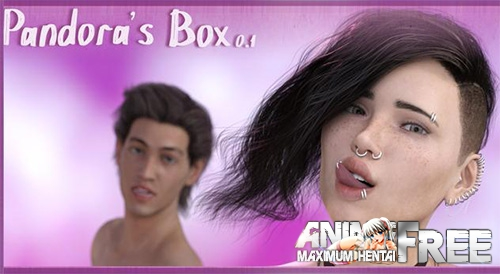 Pandora's Box [2018] [Uncen] [ADV, 3DCG] [Android Compatible] [ENG,RUS] H-Game