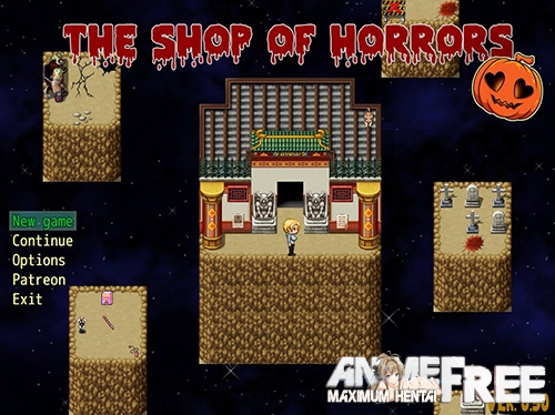 The Shop of Horrors [2018] [Uncen] [ADV, RPG] [Android Compatible] [ENG,RUS] H-Game