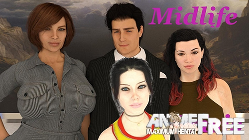 Midlife Crisis / Кризис среднего возраста [2018] [Uncen] [ADV, 3DCG] [Android Compatible] [ENG,RUS] H-Game