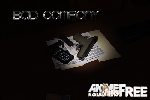 Bad Company [2019] [Uncen] [ADV, 3DCG] [Android Compatible] [ENG,RUS] H-Game