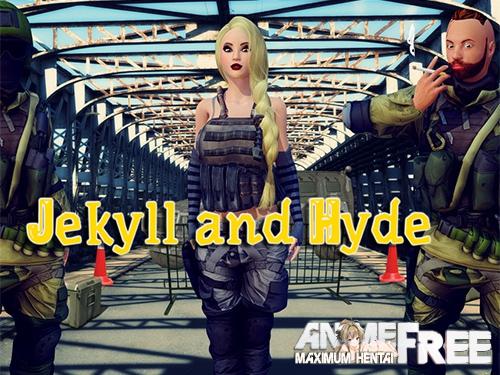 Джекилл и Хайд / Jekyll and Hyde [2019] [Uncen] [ADV, 3DCG] [Android Compatible] [ENG,RUS] H-Game