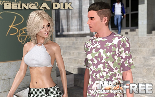 Being A DIK [2019] [Uncen] [ADV, 3DCG] [Android Compatible] [ENG,RUS] H-Game