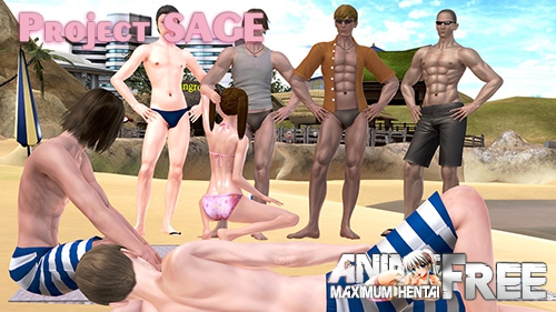 Project SAGE [2019] [Uncen] [ADV, 3DCG] [Android Compatible] [ENG,RUS] H-Game