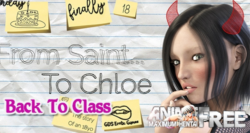 Chloe18 - Fake Family [2020] [Uncen] [ADV, 3DCG] [Android Compatible] [ENG] H-Game