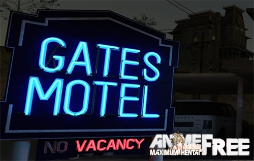 Gates Motel [2019] [Uncen] [ADV, 3DCG] [Android Compatible] [ENG,RUS] H-Game